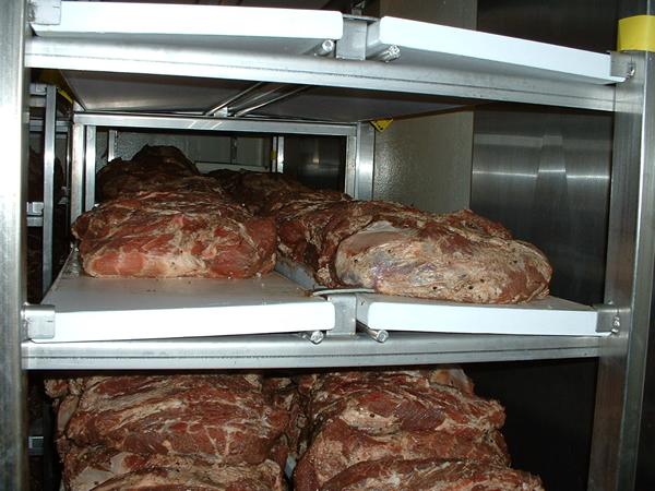 Как без холодильника сохранить мясо замороженным